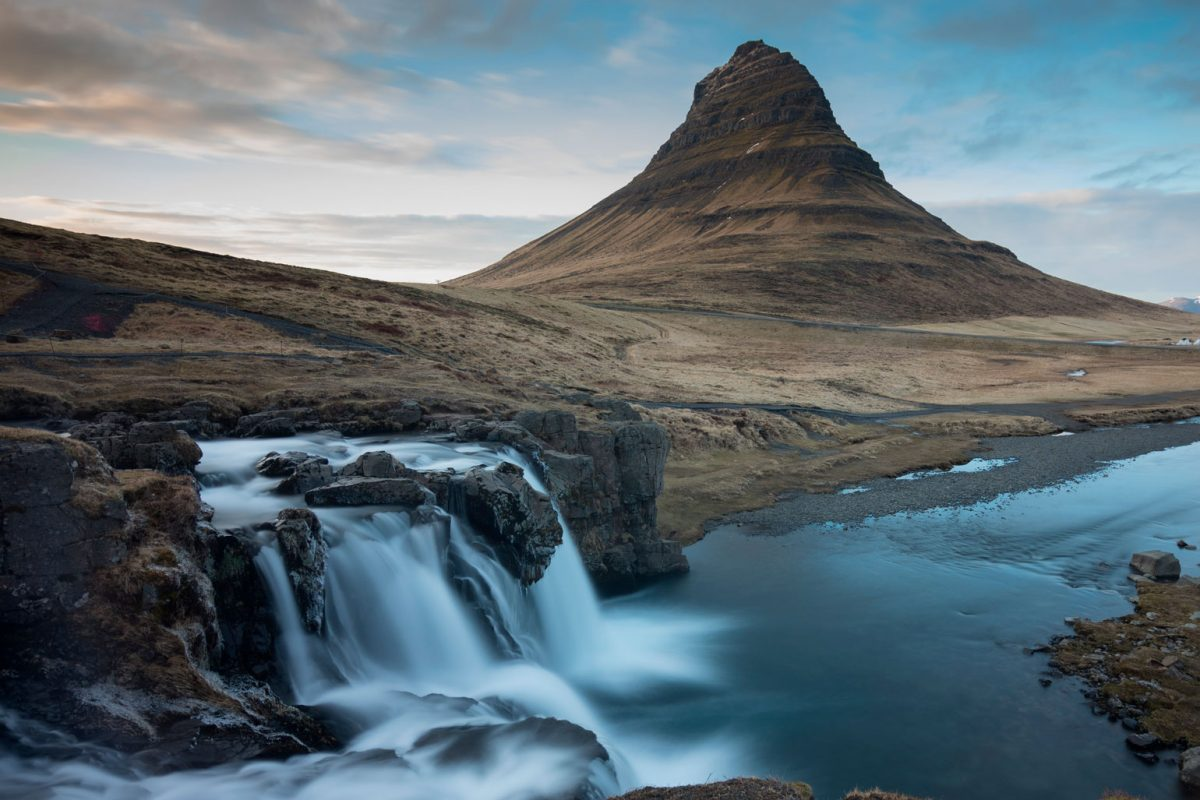 Mejores cascadas de Islandia | Kirkjufellsfoss