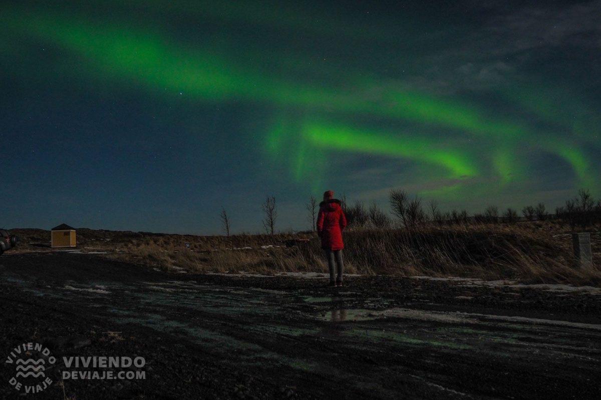Consejos para ver auroras boreales