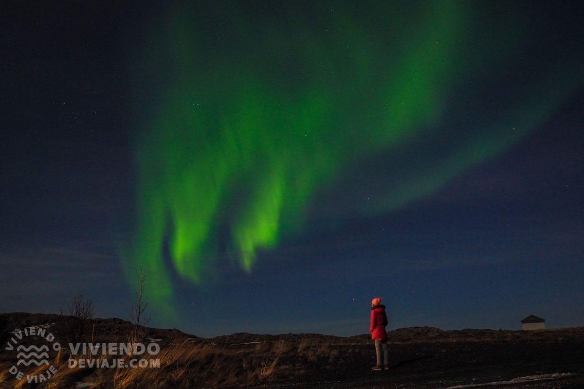 Fotografiando auroras boreales