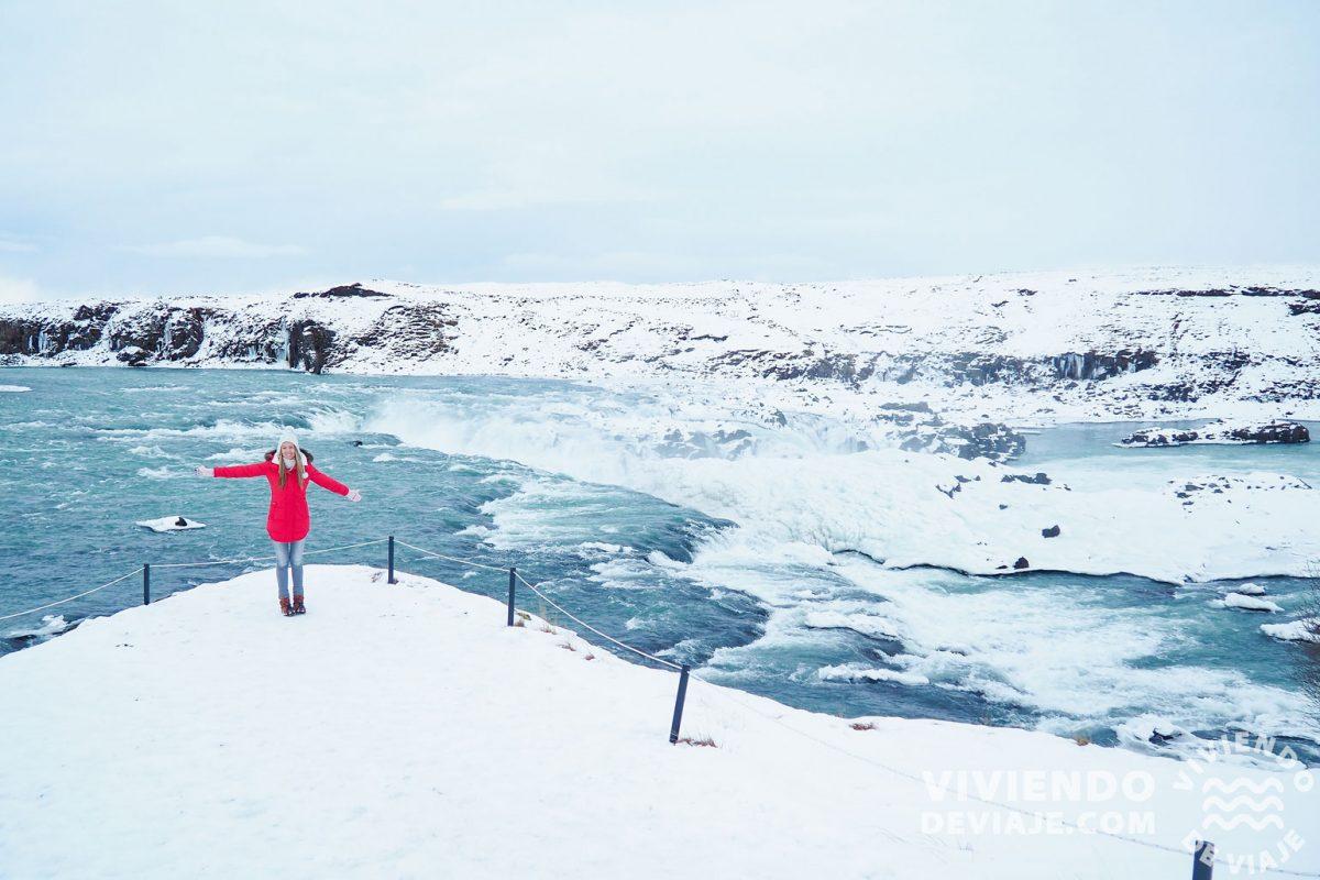Cascada Urridafoss | Islandia en 5 días