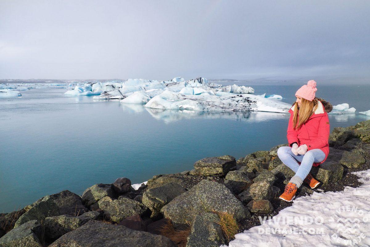 Lago glaciar Jokulsarlon