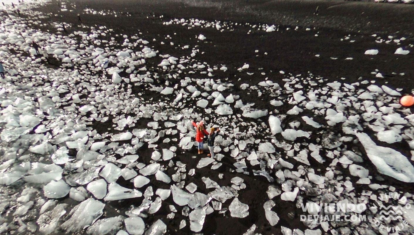 Playa de Diamantes | 5 días en Islandia