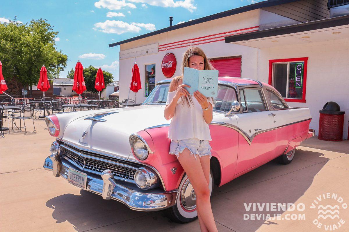 Consejos alquiler de coche en la Ruta 66