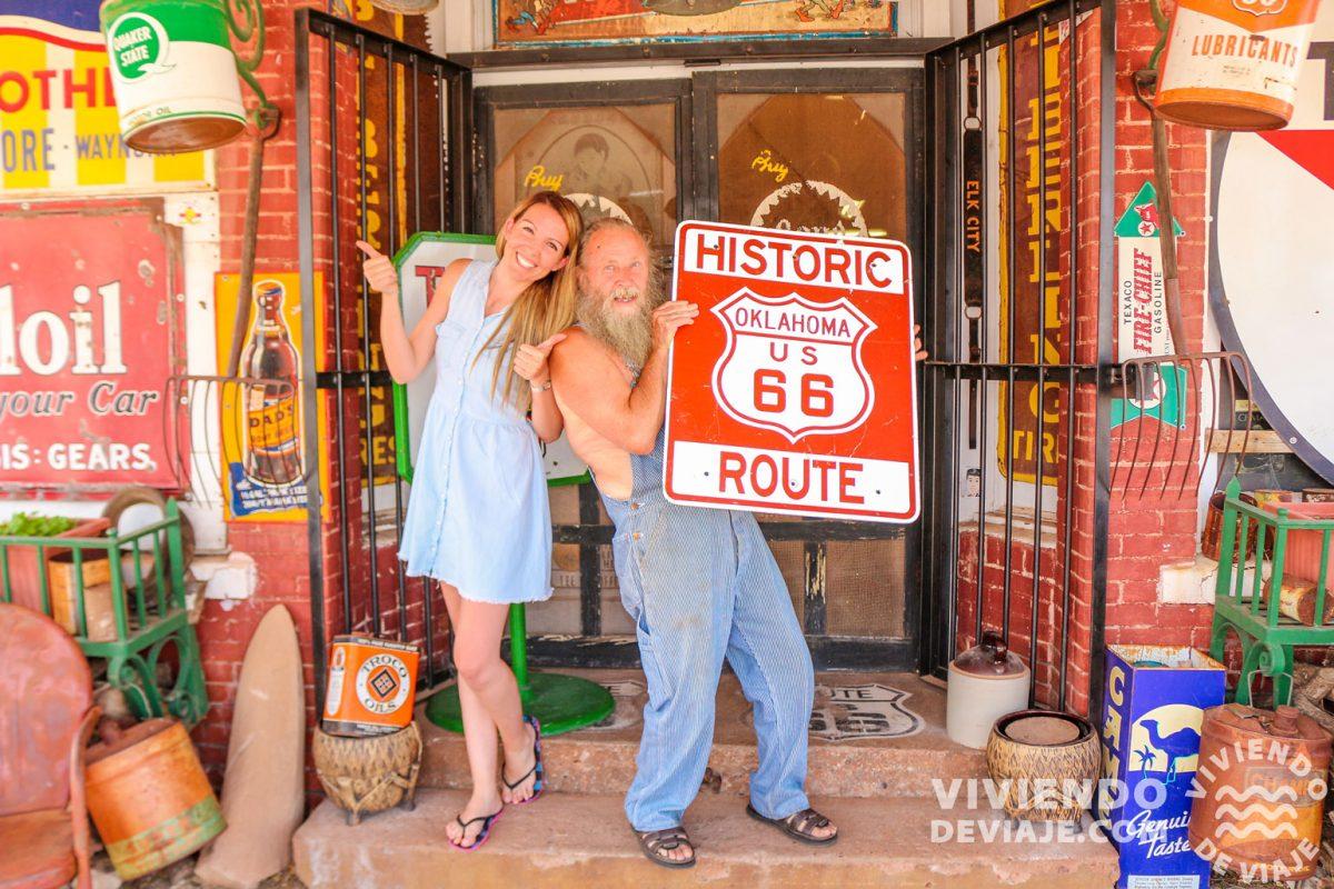 Ruta 66 | City Meat Market