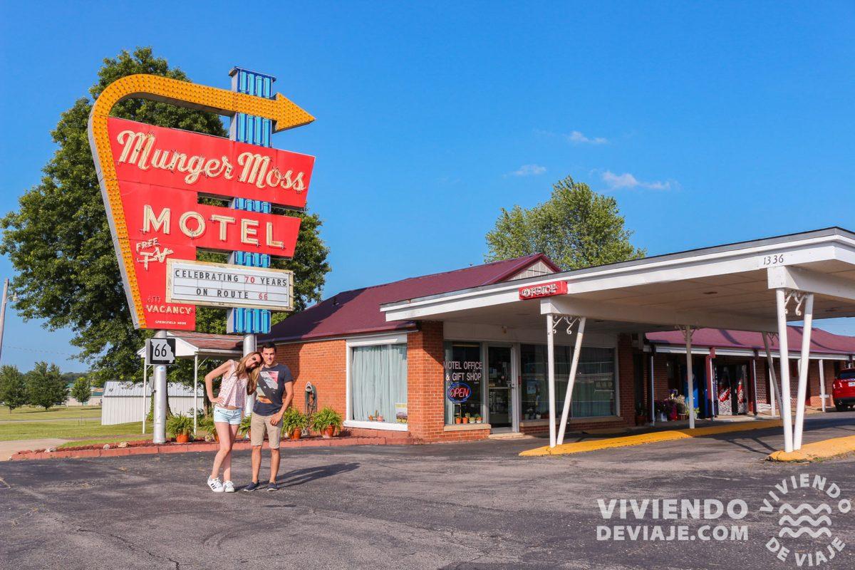 Hoteles en la Ruta 66 | Alojamiento