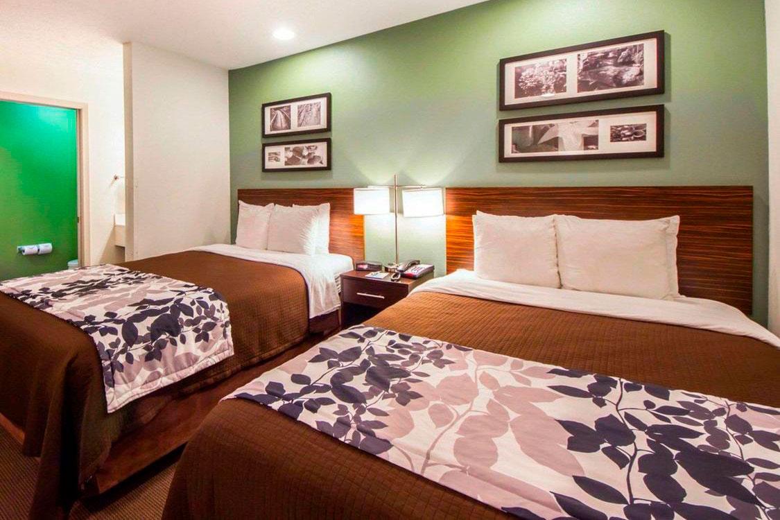 Alojamiento Ruta 66 | Hotel en Oklahoma City