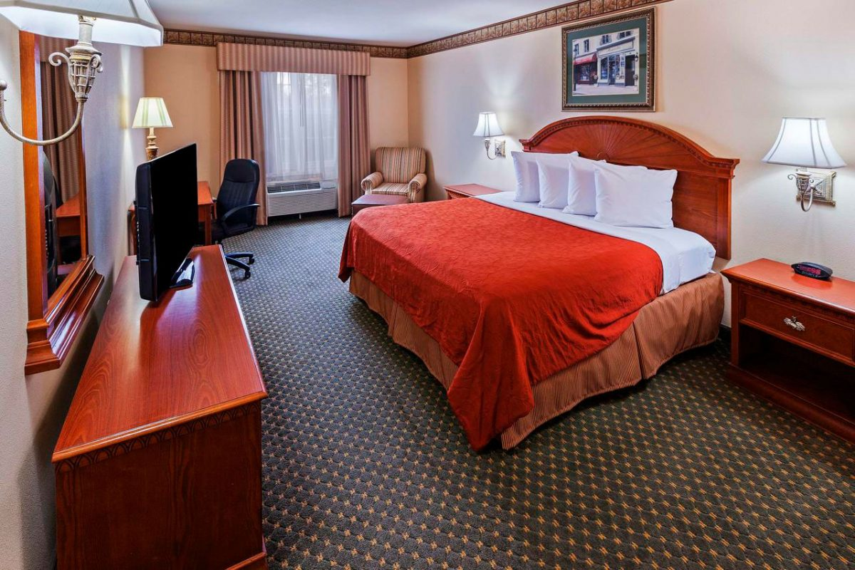 Alojamiento Ruta 66   Hotel en Amarillo