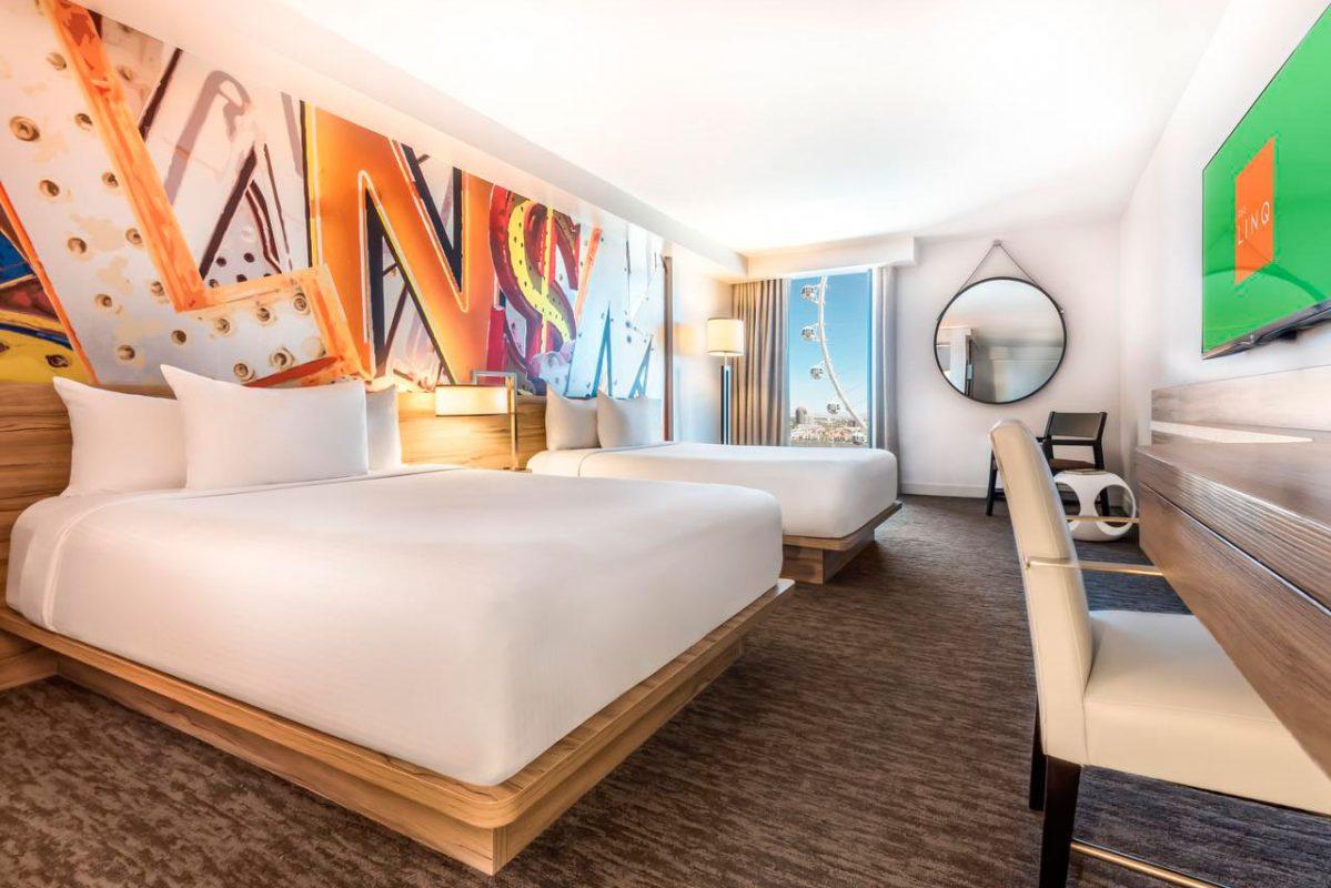 Alojamiento en Las Vegas