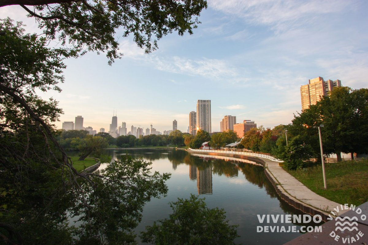 Lincoln Park, el barrio más económico donde alojarse en Chicago