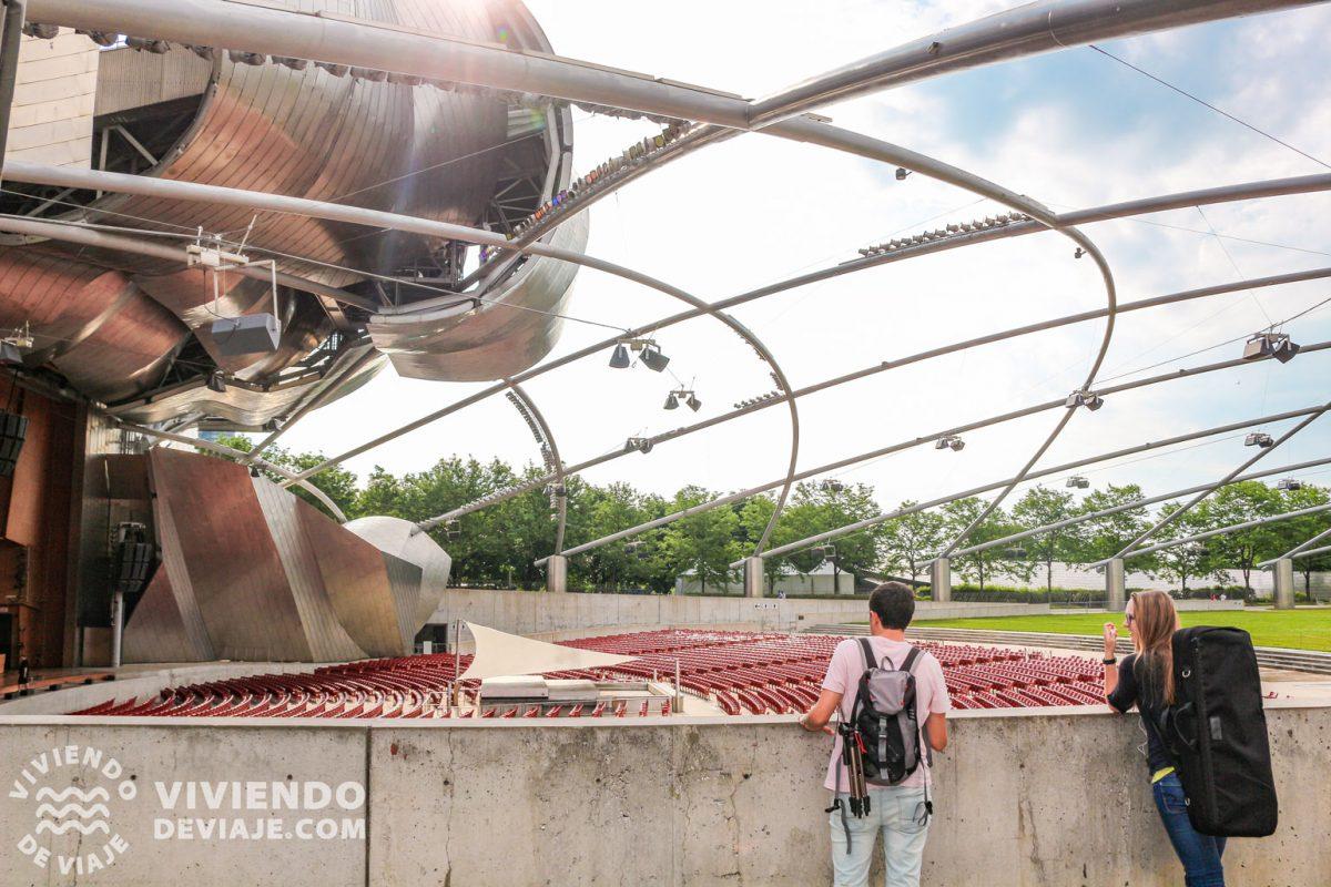 Qué ver en Chicago | Pabellón Pabellón Jay Pritzker,
