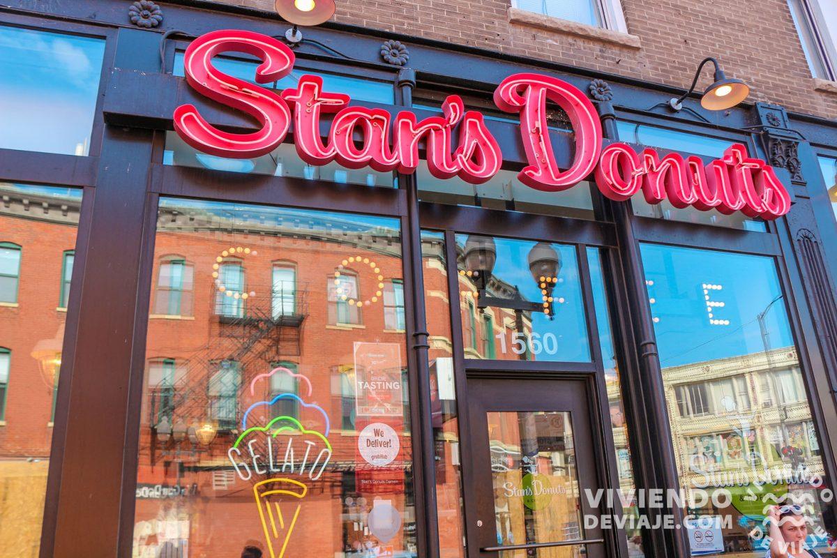 Qué hacer en Chicago | Probar los donuts de Stan's
