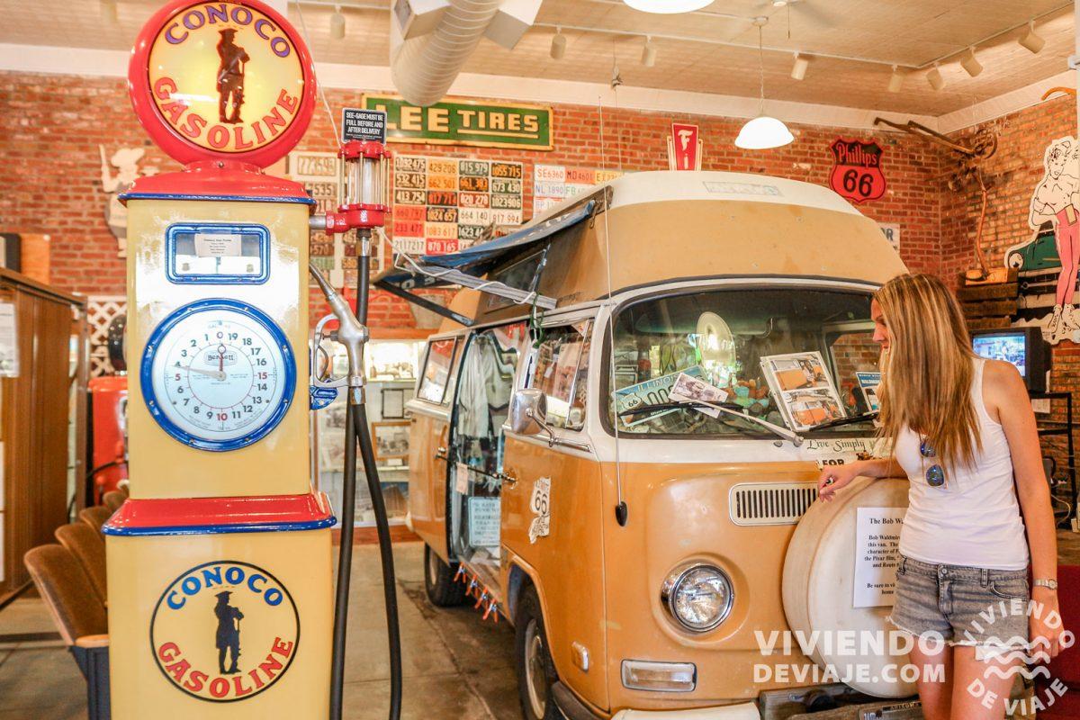 Museo Ruta 66 en Pontiac
