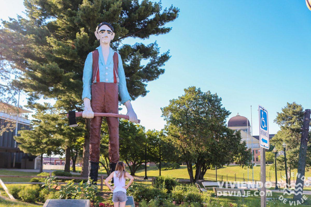 Gigante del presidente Lincoln