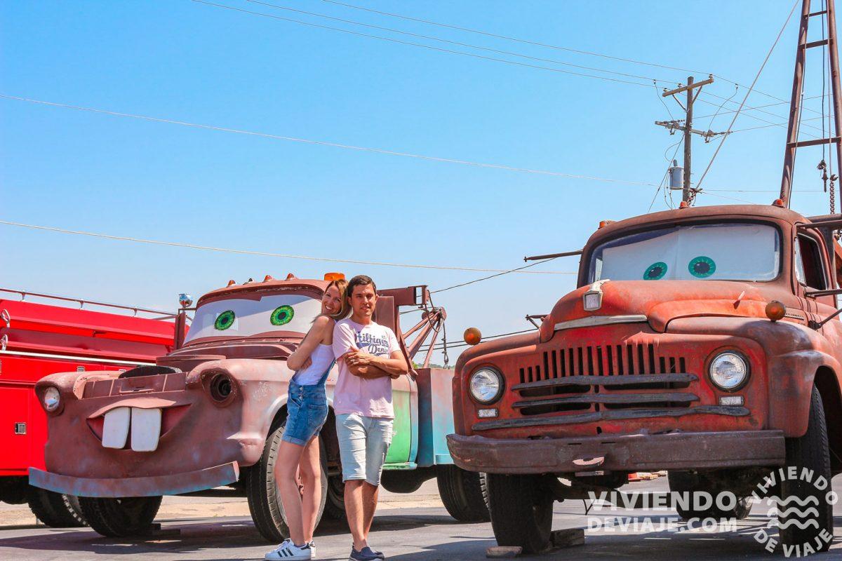 Lugares que ver en la Ruta 66 | Cars on the Route