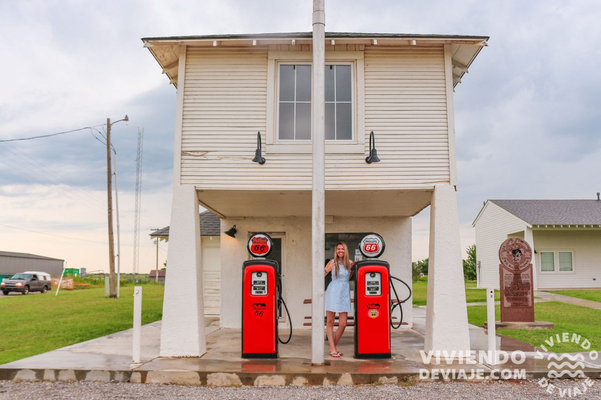 Lucille´s Service Station | Ruta 66