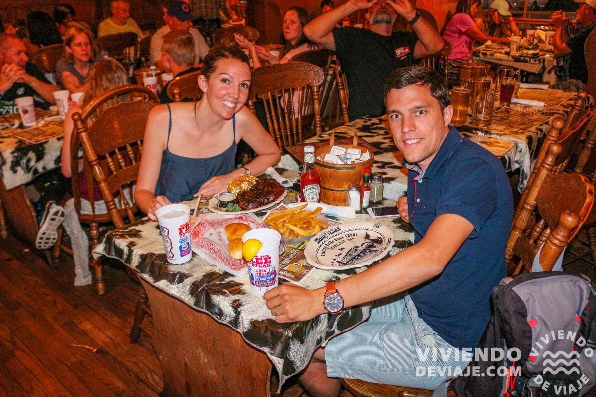 The Big Texan Steak Ranch | Ruta 66
