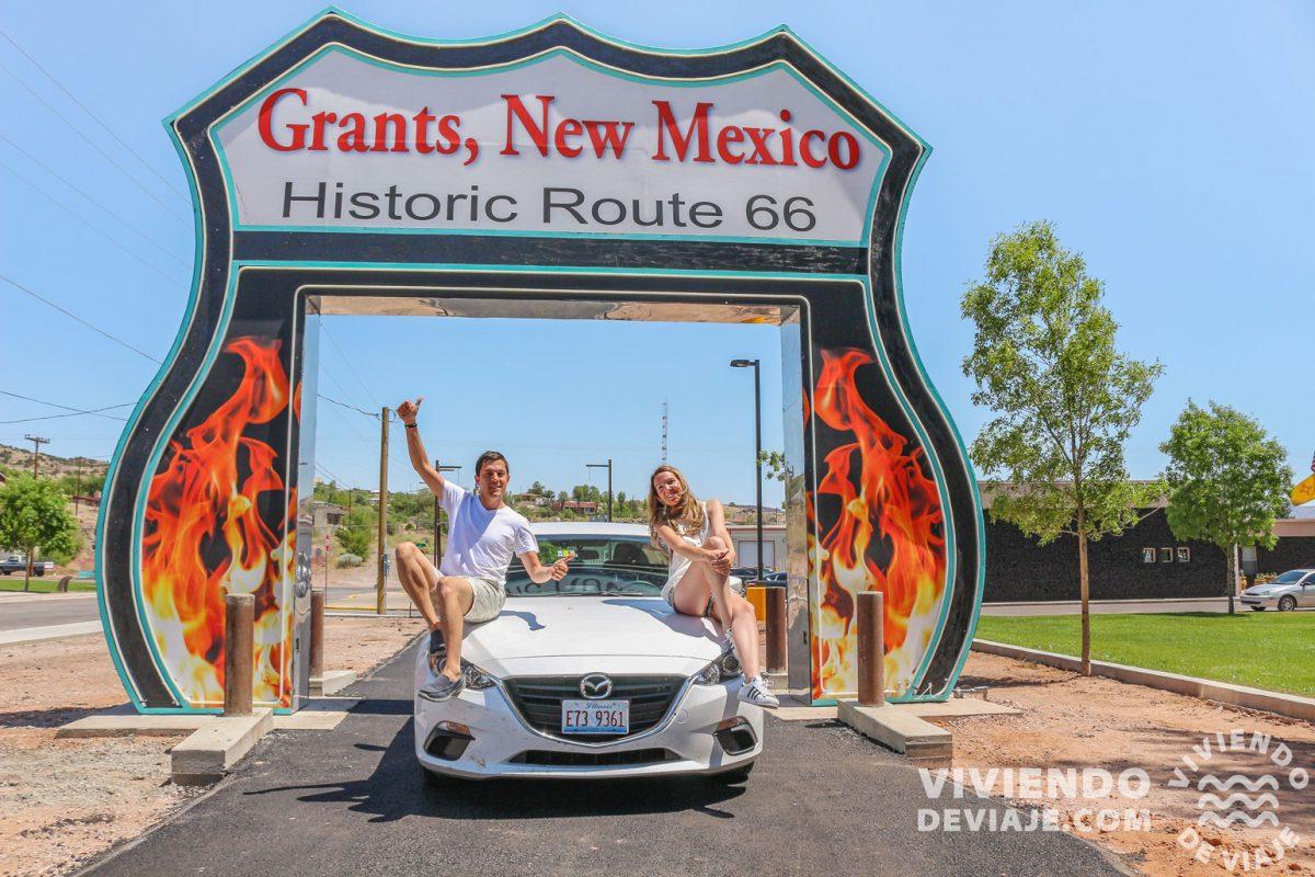 Grants, New Mexico | Ruta 66