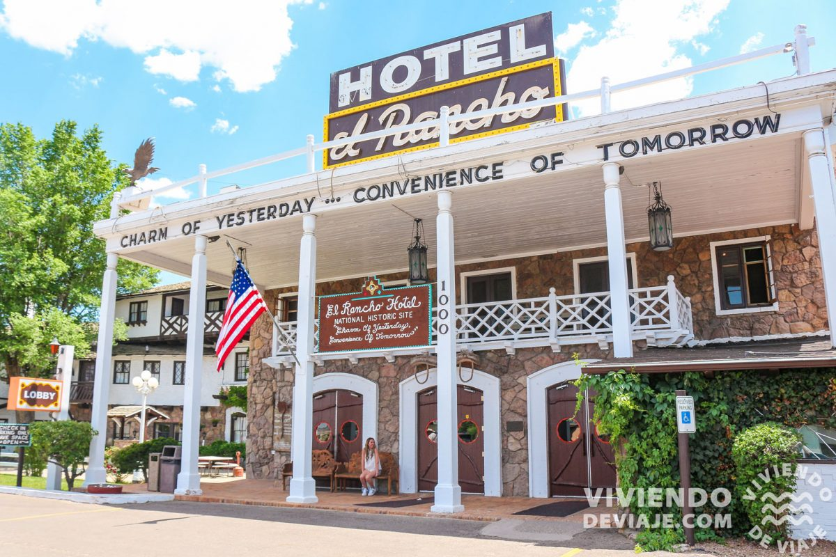 Hotel el Rancho | Ruta 66