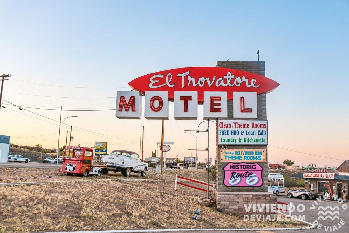 El Trovatore Motel | Ruta 66
