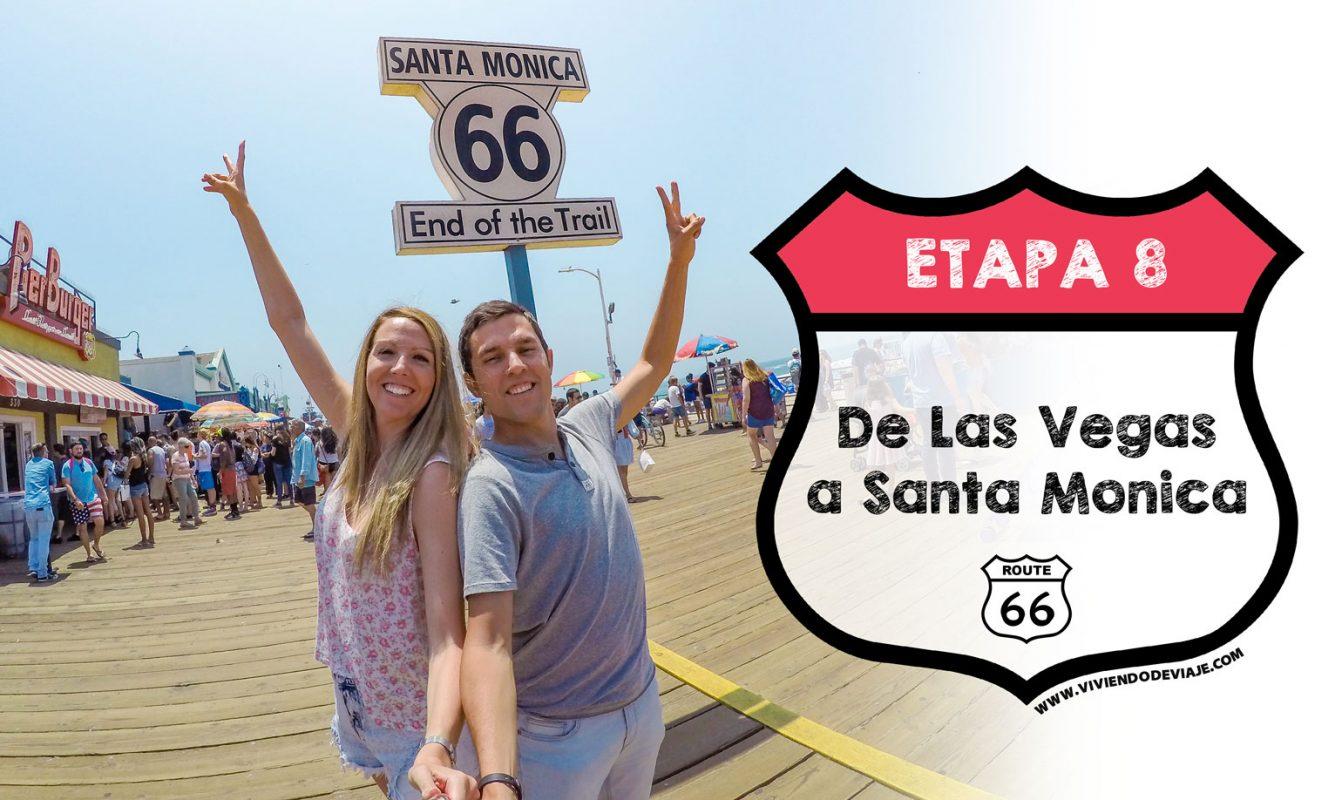 Ruta 66, Las Vegas a Santa Monica