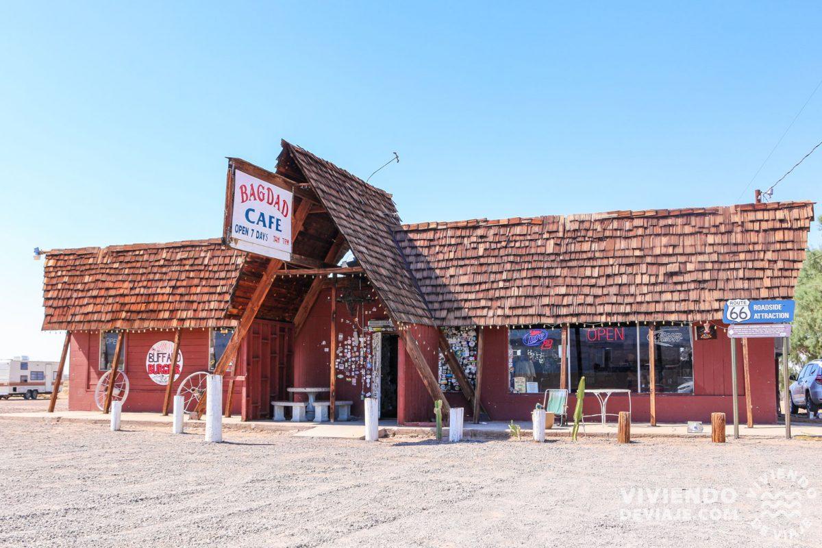 Bagdad Cafe | Ruta 66