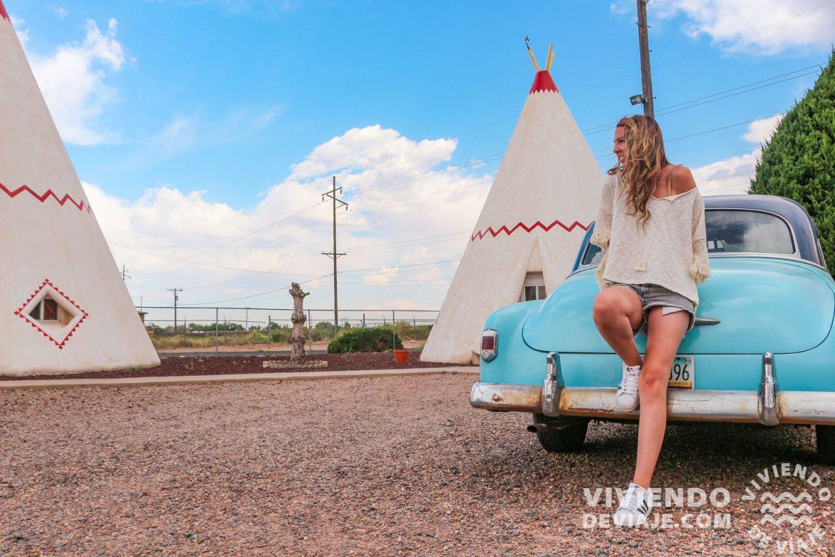 Wigwam Motel, parada imprescindible que hacer en la Ruta 66