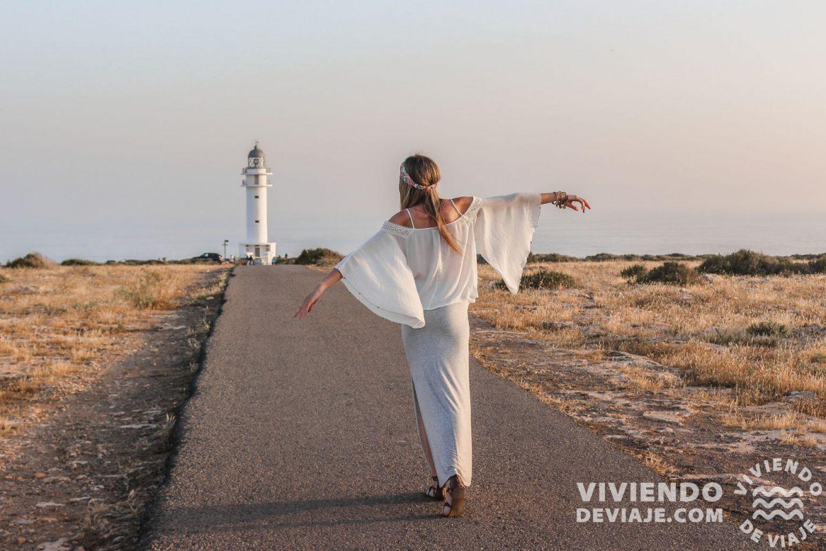 Qué ver en Formentera | Un atardecer desde el faro de Cap de Barbaria