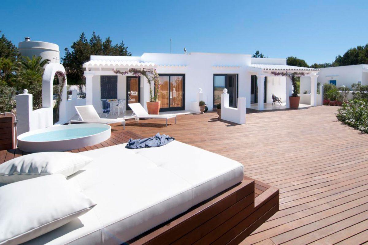 Villas Paraíso de los Pinos | Hoteles con encanto en Formentera