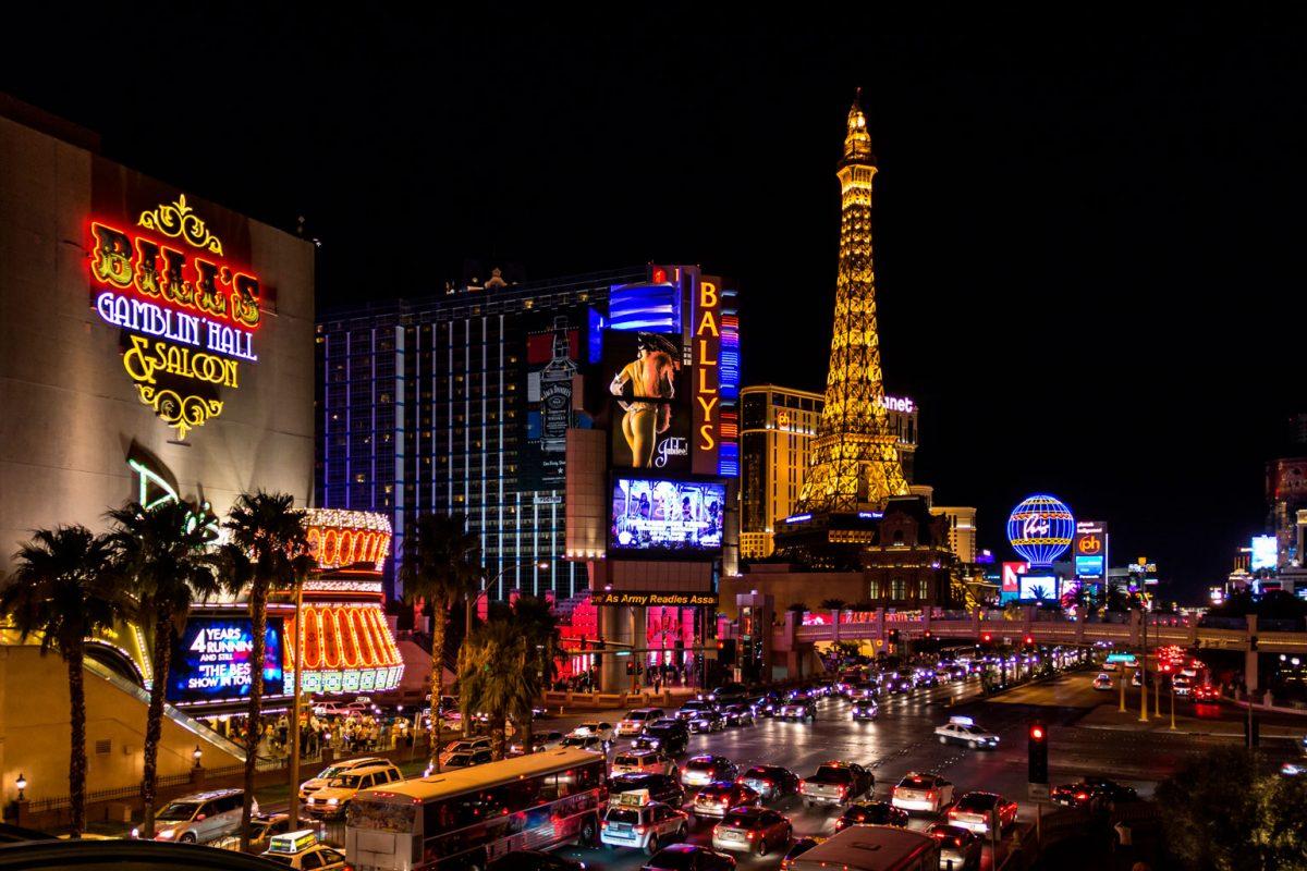 Historia reciente de Las Vegas