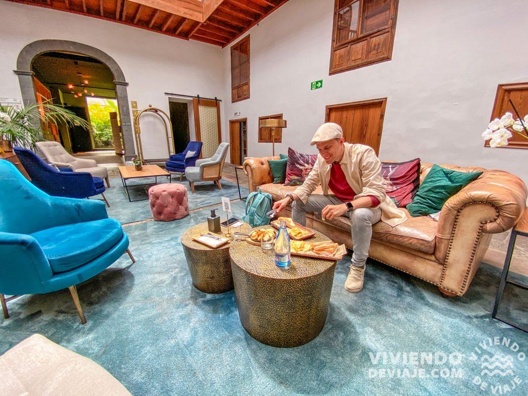 La Laguna Gran Hotel, alojamiento recomendado para el norte de Tenerife