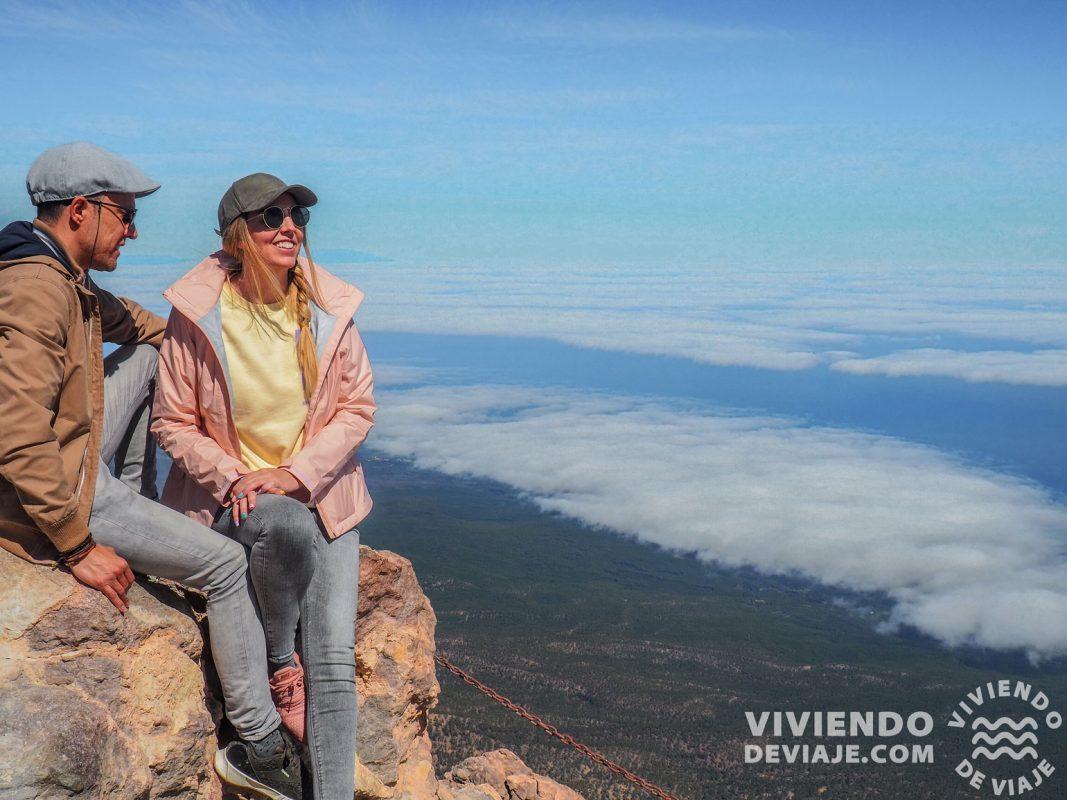 Parque Nacional del Teide en Tenerife