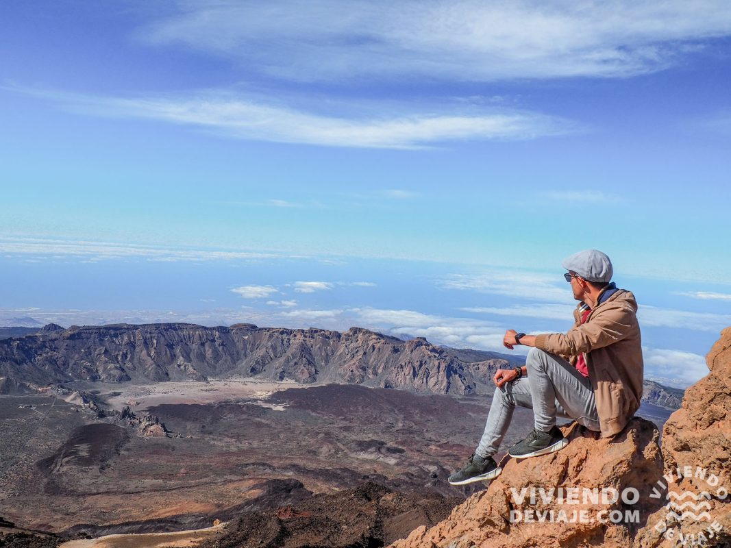 Parque Nacional del Teide | Ruta por Tenerife en 7 días