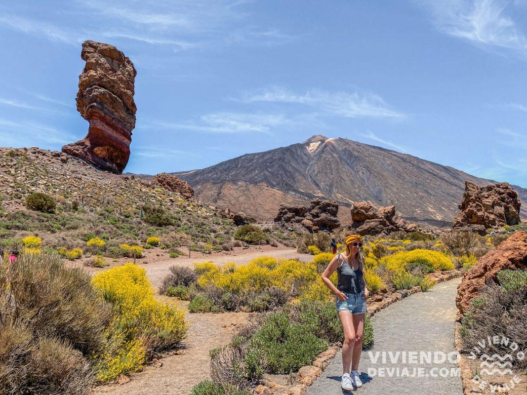 Roque Cinchado | Parque Nacional del Teide en Tenerife