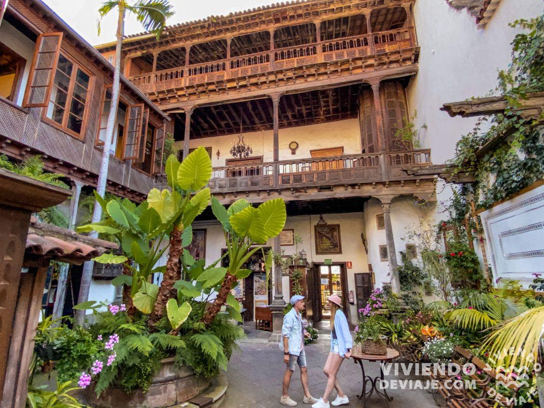 Casa de los Balcones en La Orotava | Tenerife en 7 días