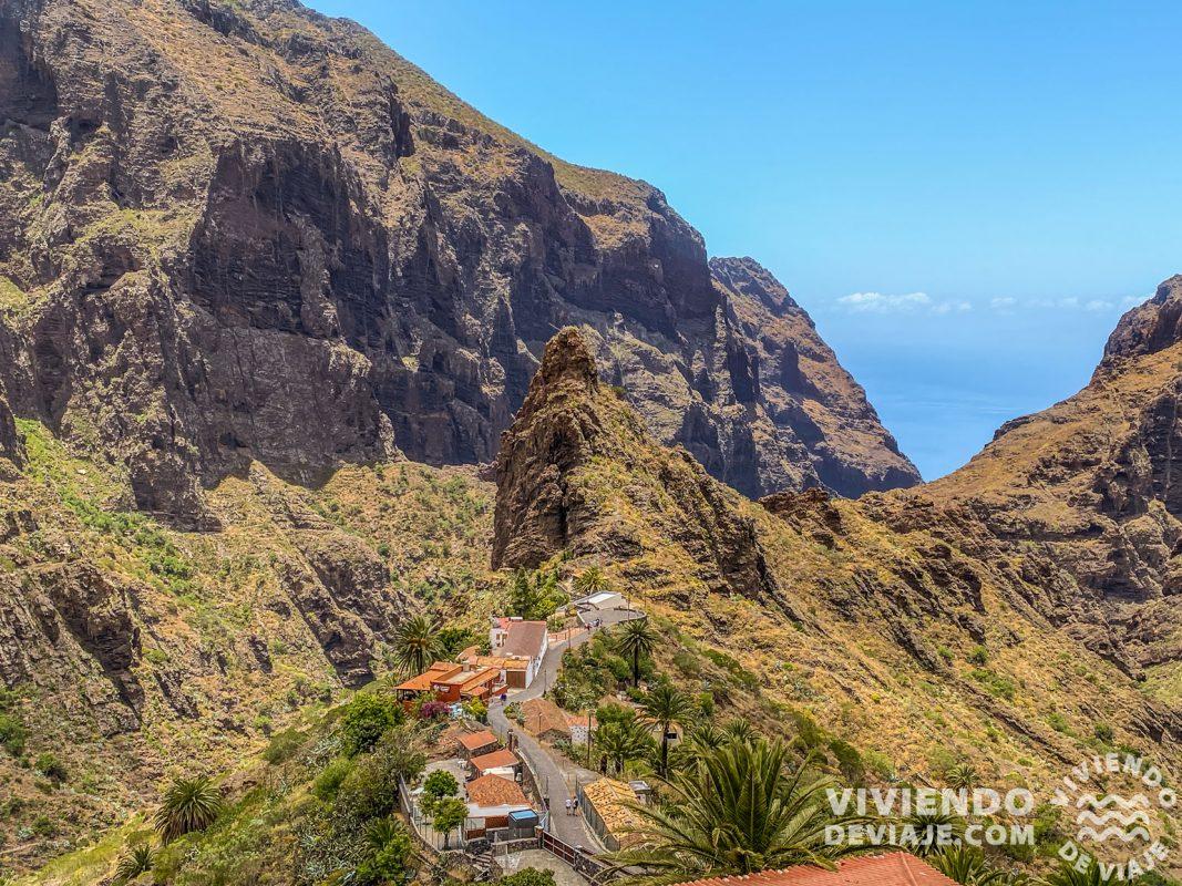 Masca | Ruta por Tenerife en 7 días