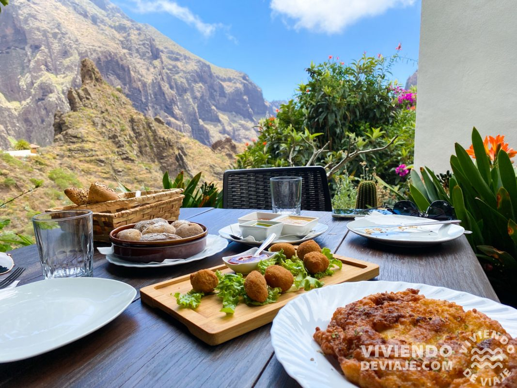Restaurante El Guanche en Tenerife