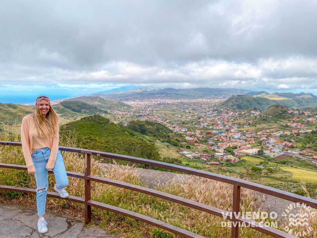 Mirador de Jardina | Ruta por Tenerife