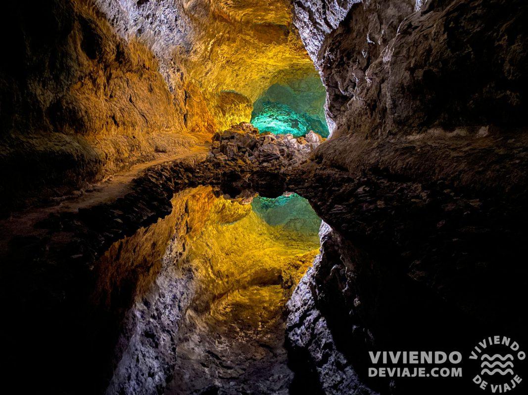 Qué ver en Lanzarote | Cueva de los Verdes