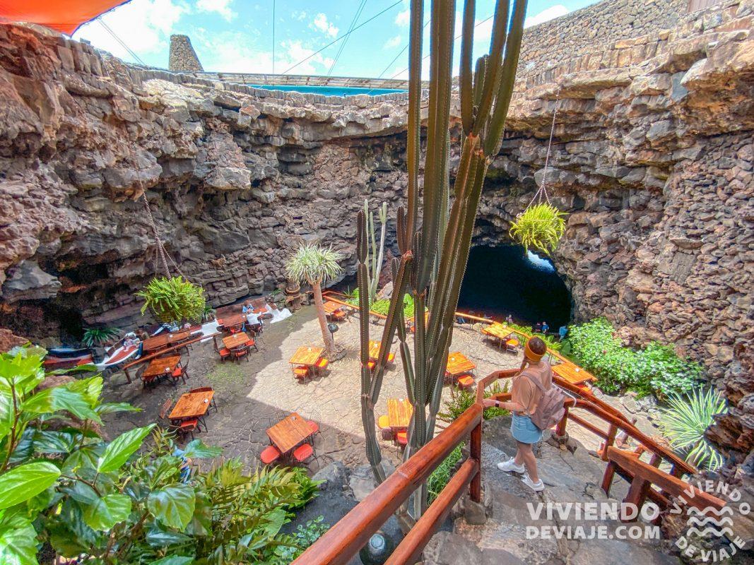 Lanzarote en 4 días | Jameos del Agua