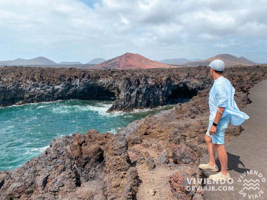 Lanzarote en 4 días | Los Hervideros