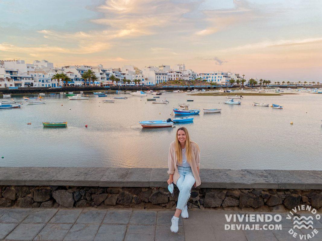 Charco de San Ginés en Arrecife | Lanzarote en 4 días