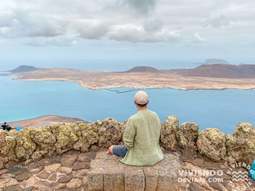 Mirador del Río | Ruta por Lanzarote en 4 días