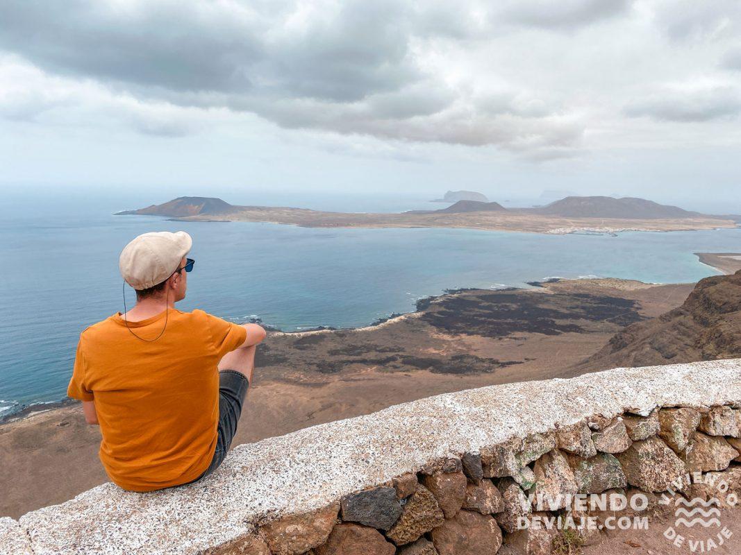 Mirador de Guinate en Lanzarote