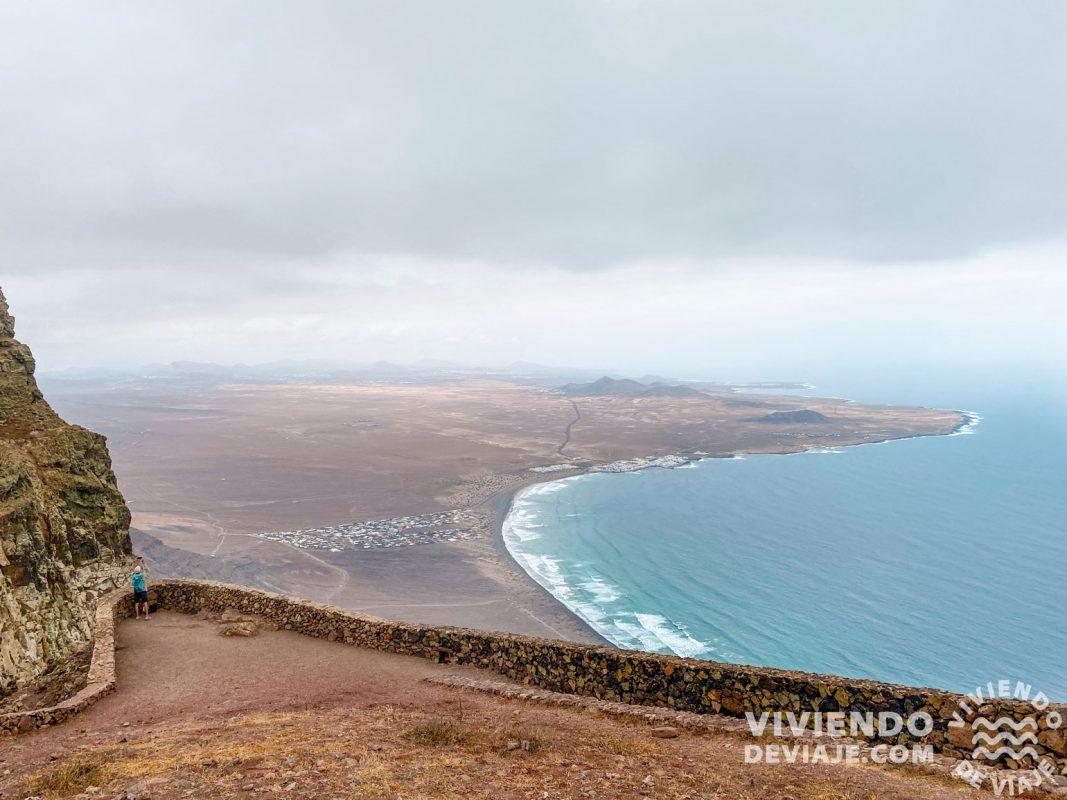 Qué ver en Lanzarote | Mirador del Risco de Famara