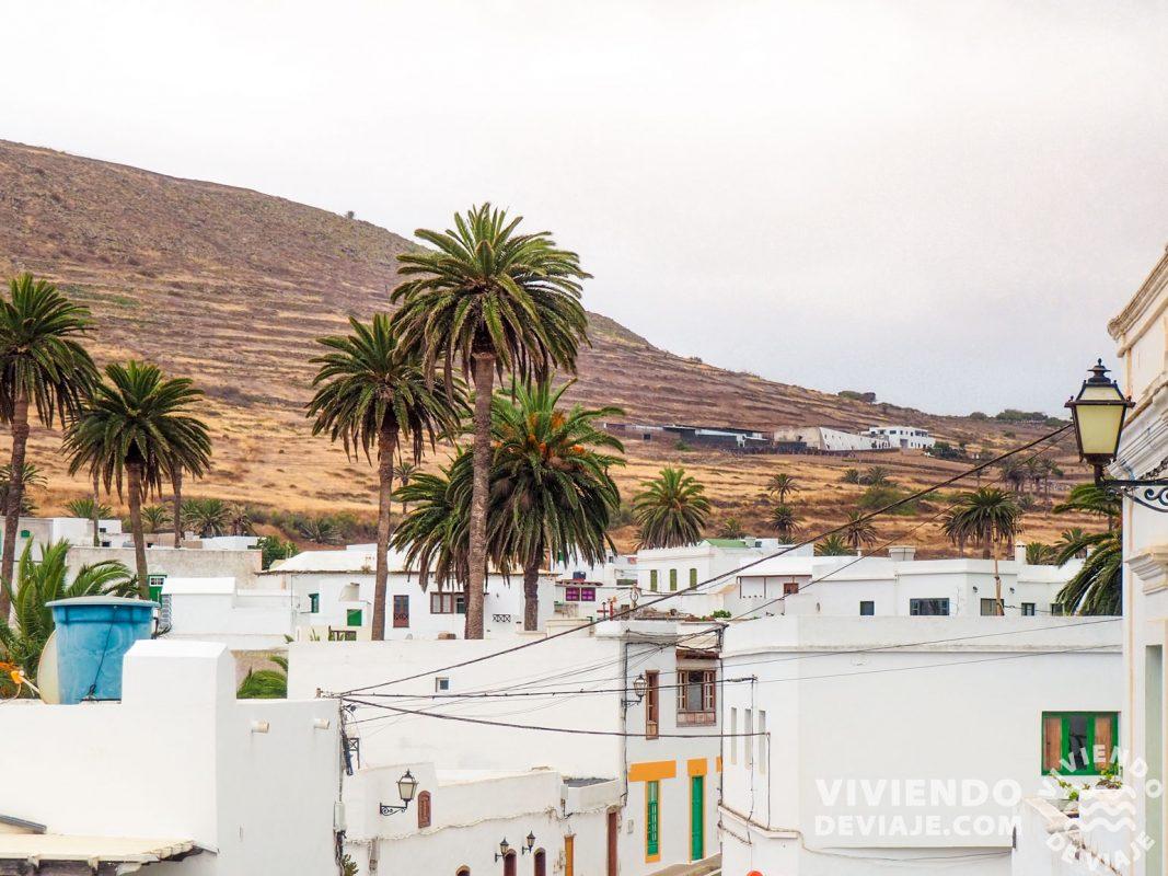 Haría en Lanzarote