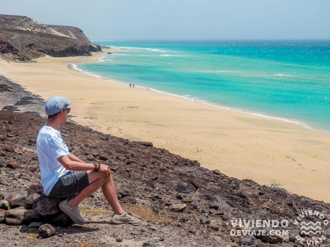 Playa del Mal Nombre | Qué ver en Fuerteventura en 4 días