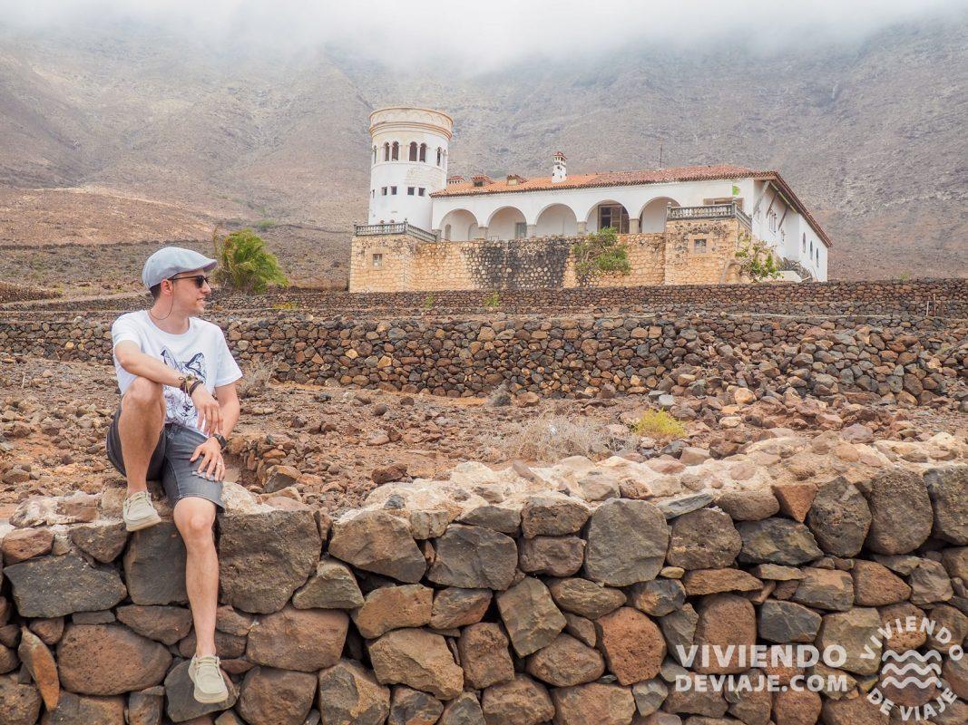 Casa Winter en Cofete | Fuerteventura