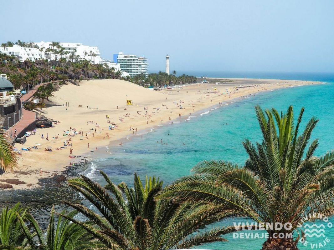 Morro Jable | La mejor zona para relajarse en la playa