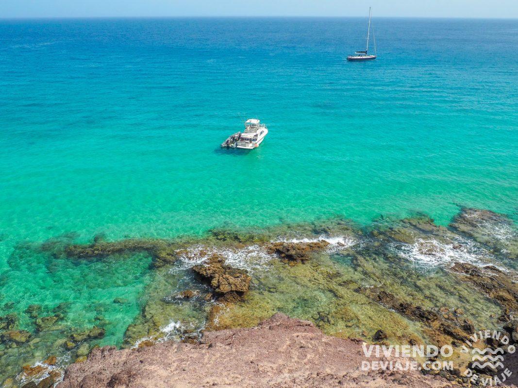 Playa de Morro Jable o Solana del Matorral | Fuerteventura en 4 días