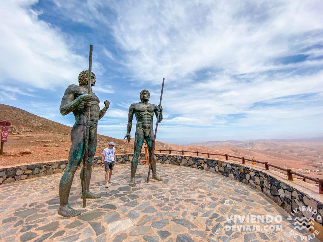 Qué ver en Fuerteventura en 4 días | Mirador de Guise y Ayose